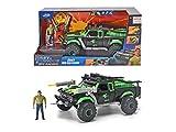 Jada Toys Fast & Furious Spy Racers Cisco's Rally Baja Crawler - Coche de Juguete Conocido por Netflix Series con Accesorios, luz y Sonido, Incluye Pilas, Escala 1:16, para niños a Partir de 3 años