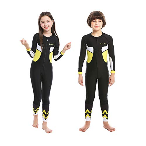 Sun protection swim suit for children