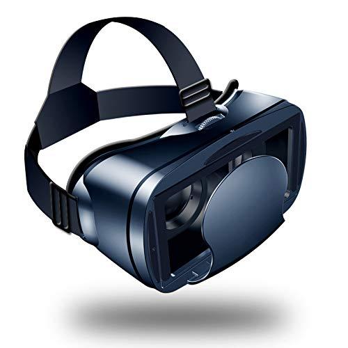 3D-VR-Brille Virtual Reality Full Screen Visuelle Weitwinkel- VR-Brille Für 5 Bis 7 Zoll Smartphone Brillen Geräte