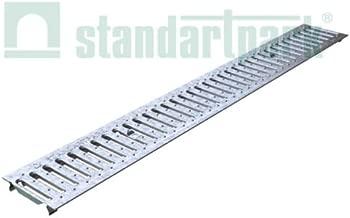 Standartpark - 4 inch Galvanized Stamped Steel Grate