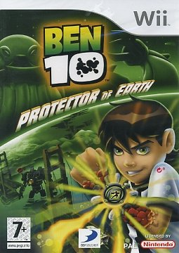 Ben 10 Protector of Earth [Import spagnolo]