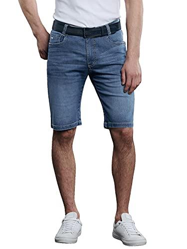 engbers Herren Shorts, 31581, Blau in Größe 56