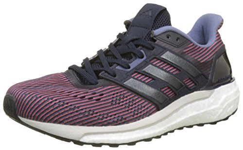 adidas Supernova, Zapatillas de Running para Mujer, Multicolor (Super Purple/Legend Ink/Easy Coral), 38 EU