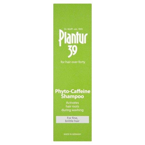 Plantur 39 - fyto-cafeïne - shampoo voor fijn haar - 250 ml