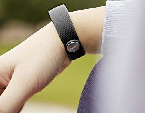 Sony Mobile SWR10 SmartBand Aktivitätstracker Schlaftracker Fitness Tracker – Schwarz - 7