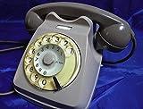 Raro Telefono anni 70 Fatme bigrigio Siemens