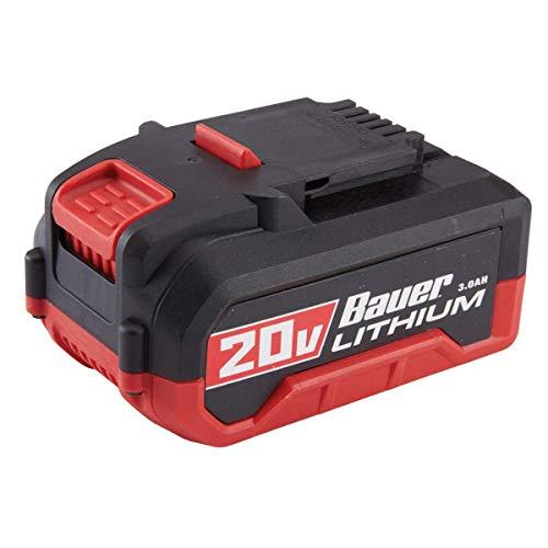 Bauer 20V HyperMax Lithium 3.0 Ah High Capacity Battery Lithium