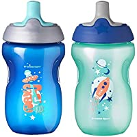 2-Count Tommee Tippee Toddler Sportee Sippy Cup