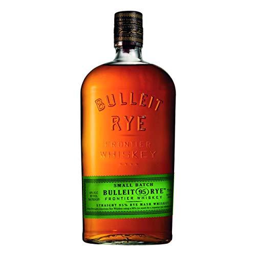 Bulleit 95 Rye Frontier Whiskey, Whisky, Alkohol, Alkoholgetränk, Flasche, 45%, 700 ml, 749202