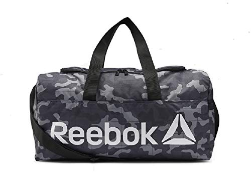 Reebok Core Graphic Medium Grip Sporttasche graugrün, OS