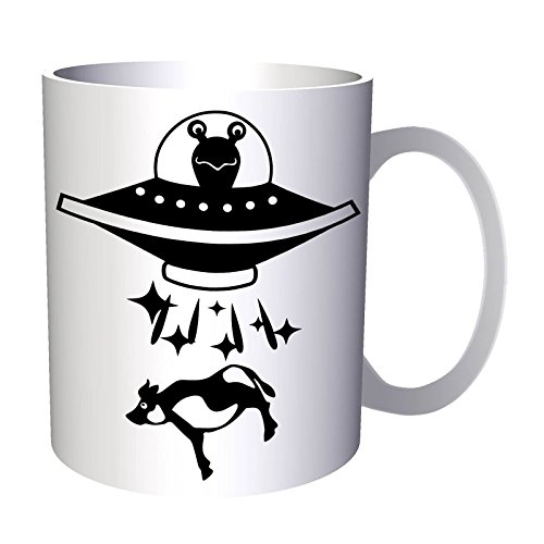 Alien En Soucoupe 33 cl Tasse s665