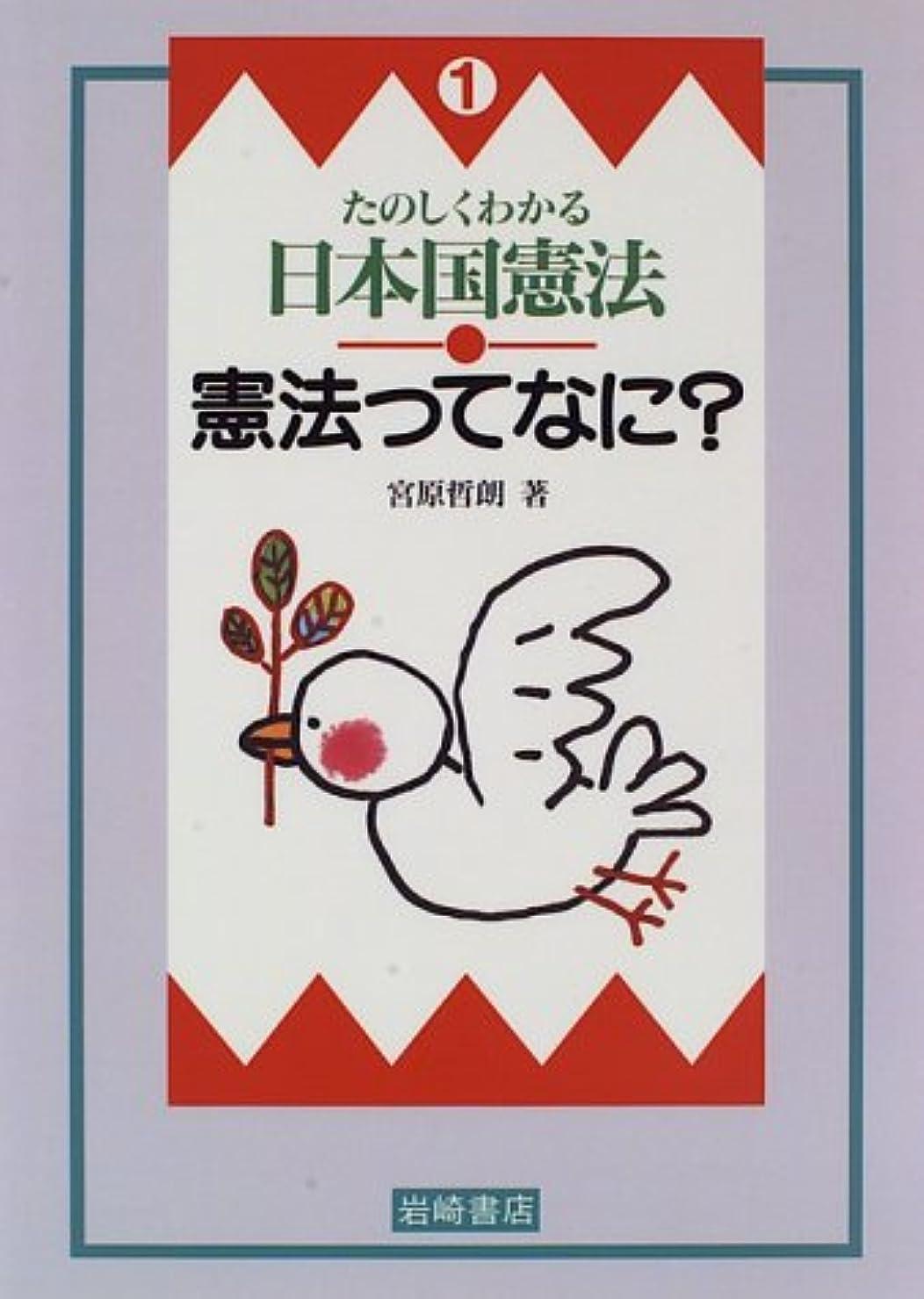 前述の到着モックたのしくわかる日本国憲法〈1〉憲法ってなに?