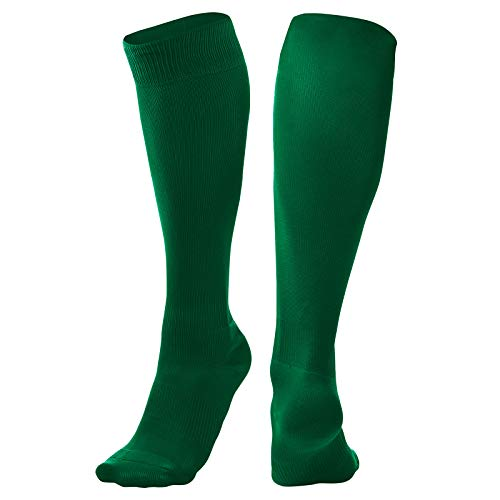 Compression Style Pro Socks, FOREST GREEN, Large
