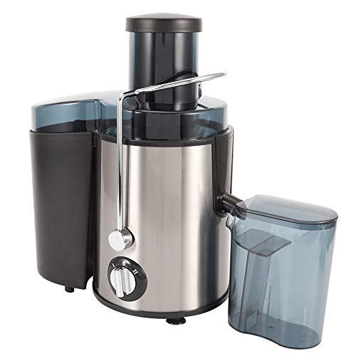 Exprimidor eléctrico profesional para todo tipo de frutas y verduras, extractor de...