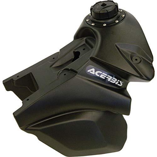 Acerbis 2250310001 du réservoir de carburant – Noir – 3.2 GAL., couleur : noir