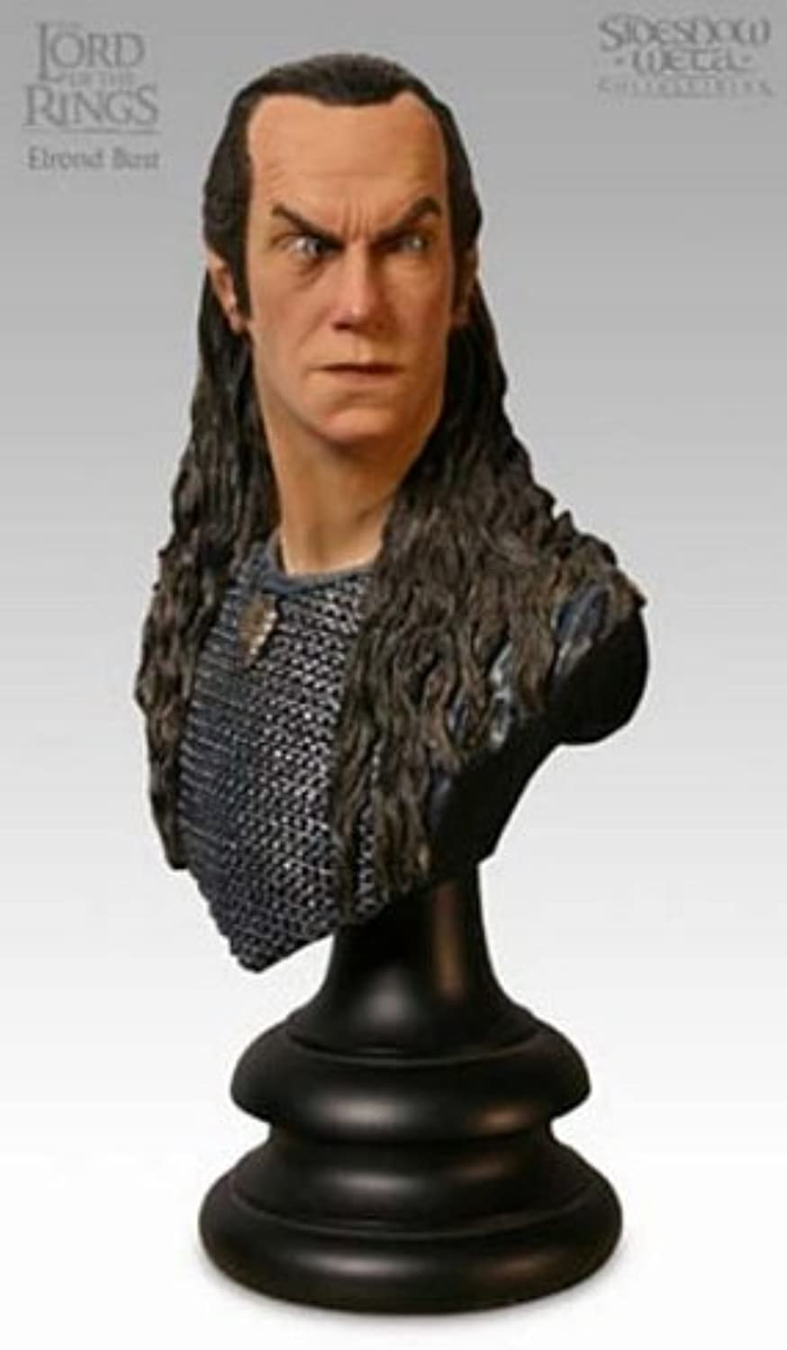 Sideshow Elrond  Herald of Gil-Galad Polystone Bust Lord of the Rings   Herr der Ringe B00070KENG Geeignet für Farbe  | Sale Deutschland