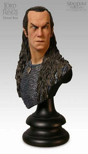 Lord of the Rings - Elrond, Herald of Gil-Galad Bust