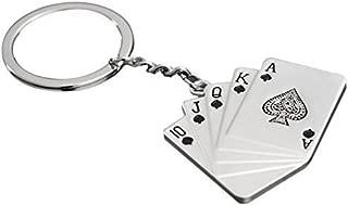 KESOTO Paquet De 16 Porte-gobelets en Acier Inoxydable Porte-gobelets pour Table De Poker 68x55mm