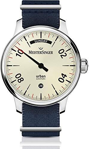 MeisterSinger Urban Day Date URDD913 Orologio automatico con solo una...