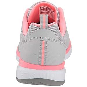 Skechers Women's Flex Appeal 3.0-GO Forward Sneaker, LGHP, 8 M US