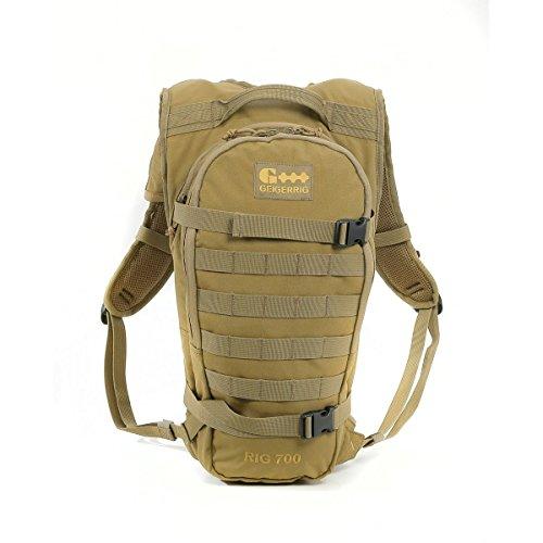 Geigerrig Tactical Rig 700 Sac à Dos, Couleur Sable