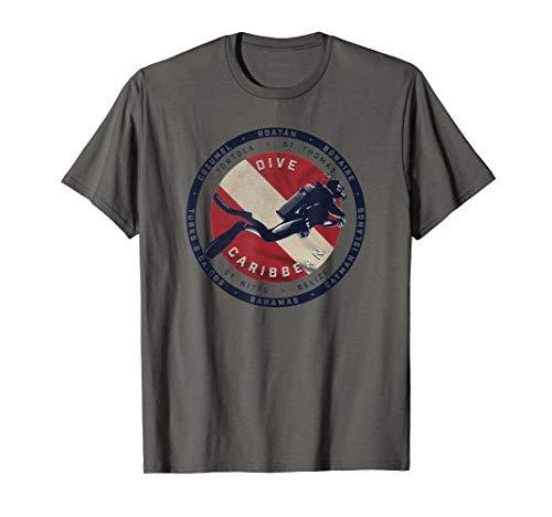 Scuba Dive Caribbean T-Shirt