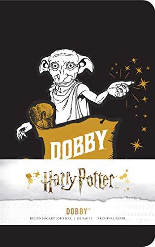 Harry Potter: Dobby Ruled Pocket Journal (Harry Potter Pocket Journal)