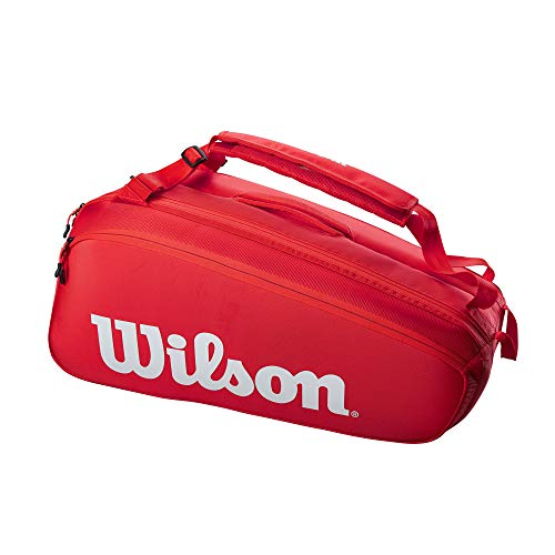 Wilson Super Tour, Red, X-Large