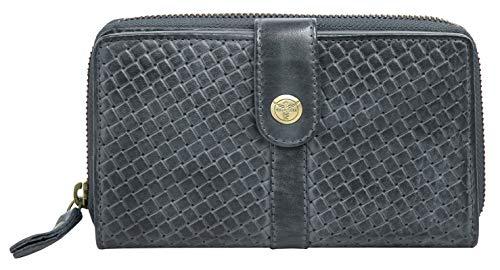 Chiemsee Geldbörse Echt Leder blau Damen - 020473