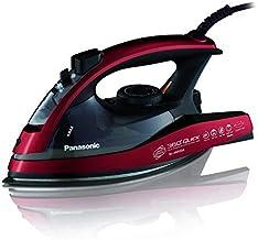 Panasonic Steam Iron 2400 watts,Red - NI-JW950ARTH