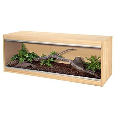 Vivexotic Repti-Home Vivarium Large - Oak by Vivexotic