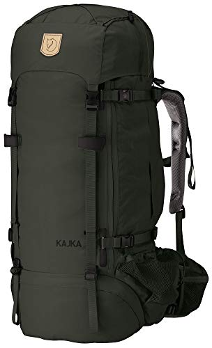 Fjallraven Kajka 85 Backpack  Unisex Adulto  Forest Green  OneSize