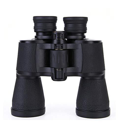PIGE Jumelles Corps en Alliage de magnésium 20 × 50 bak4 Oculaires à Prisme Paul imperméables et Anti-buée Maximum adaptés à la randonnée Camping Observation Astronomie