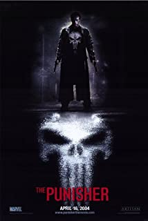 The Punisher 11 x 17 Movie Poster - Style A