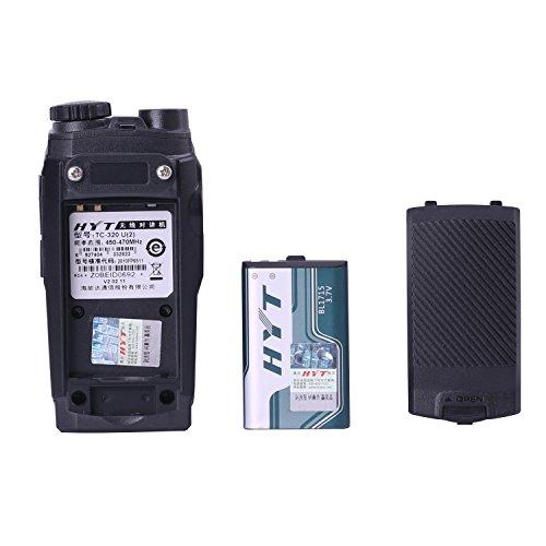 TC-320 TC-320U TC-320U2 Original HYT UHF 450-470 MHz Handheld Transceiver - 16 Channels, 2 Watts