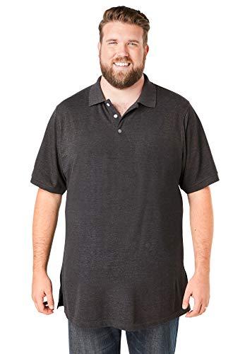 6) KingSize Men's Piqué Polo Shirt