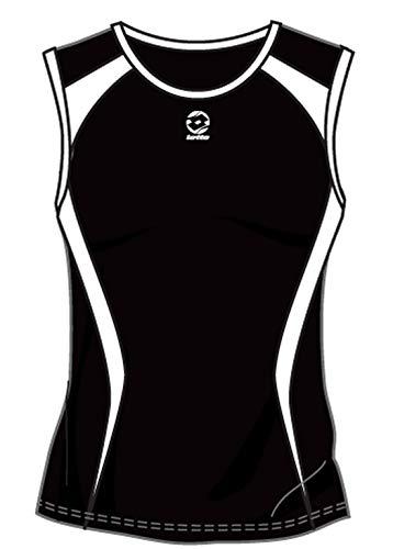 Lotto Sport Débardeur WTA Tour Ellas Femme Taille XL US Noir