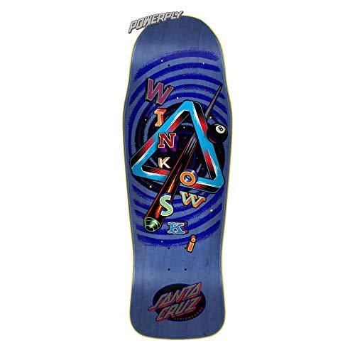 SANTA CRUZ Plateau Skate winkowski 8 Dimension powerply 10.34 x 30.54