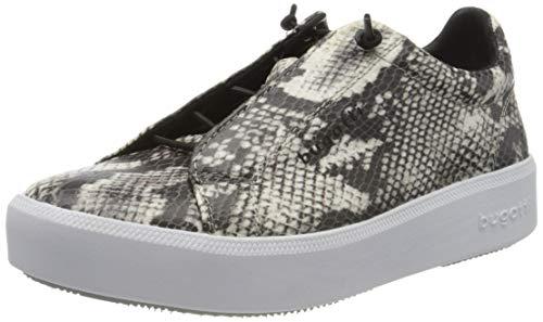 bugatti Damen 4324076A5800 Sneaker, Mehrfarbig (Animal Print 8200), 38 EU