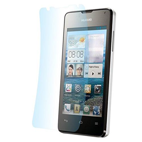 doupi Ultrathin Schutzfolie für Huawei Ascend Y530 (4,5 Zoll), matt entspielgelt optimiert Bildschirm Schutz (9X Folie in Packung)