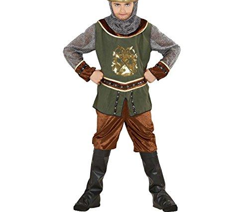 Widmann Costume Viking, Casaque, Pantalon, Bottes bedeckung et Capuche