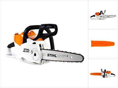Stihl MSA 160 C-BQ Akku Baumpflege Säge Kettensäge mit mit 71PM3 Sägekette und 30 cm Schwert (12500115805)