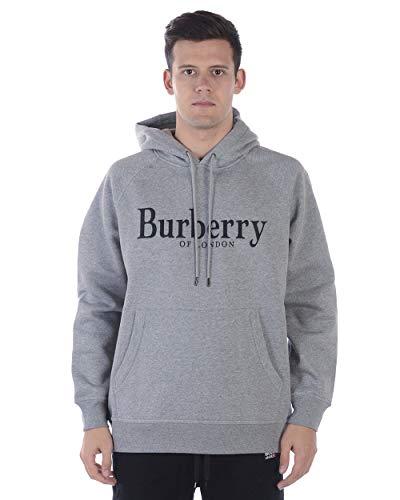 BURBERRY - Herren Sweatshirt 8007120 GRAU Clarke L