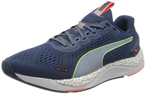 PUMA Herren Speed 600 2 Sneaker, Blau (Dark Denim-Palace Blue-Yellow Alert), 44.5 EU