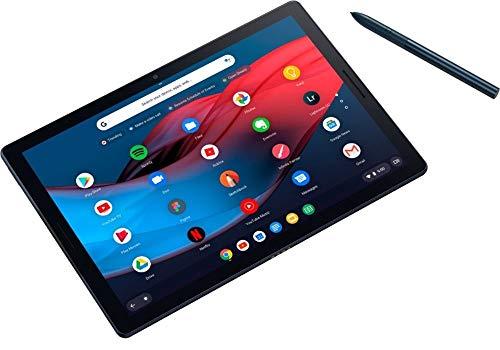 "Google Pixel Slate 12.3"" Touchscreen LCD Tablet w/ Pixelbook Pen | Intel 8th Generation Core M3 | 8GB Memory | 64GB SSD | Fingerprint Reader | Chrome OS | Midnight Blue"