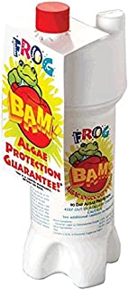Pool Frog Bam Liquid Algaecide For Swimming Pools - Prevents Algae for up to 90 Days - 15,000 Gallons Per Bottle (1)