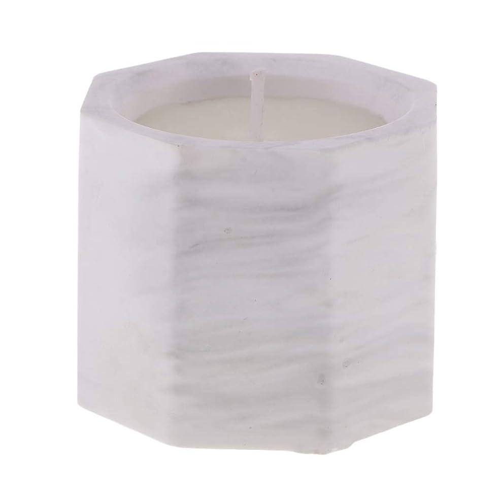 おっとホール香りD DOLITY アロマキャンドル オクタゴン形 香りキャンドル 友人用 誕生日用 家族用 約58mm