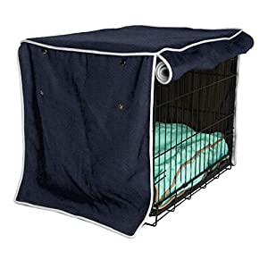 ChengYi CYFC948 Caisse de Cage pour Chien Fil de Fils Imperméable Polyester/PVC