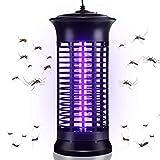 inRobert Bug Zapper electrónico, lámpara mosquitera portátil Zapper electrónico no tóxica, sin radiación diseño de pie o Colgante, Uso en casa/en la Oficina/en Interiores