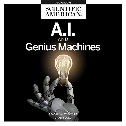 AI and Genius Machines cover art